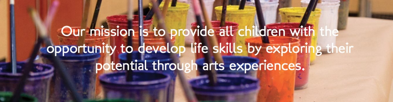 artsREACH mission is to provide all children with the opportunity to develop life skills by exploring their potential through arts experiences.